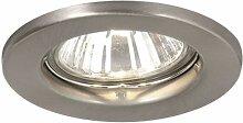 Spot éclairage plafonnier lampe lumière métal
