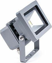 Spot LED 10 watts espace extérieur lampe DEL