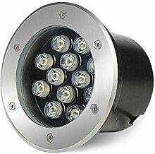 Spot LED Encastrable Exterieur IP68 Étanche