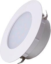 Spot LED encastrable spot spot blanc salon