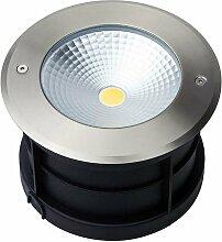 Spot LED Extérieur à Encastrer 18W (éclairage