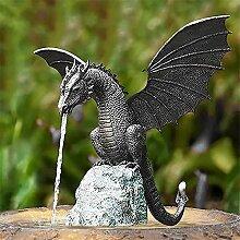 Spray d'eau Dragon - Caractéristiques pour le