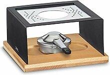 Spring Réchaud à fondue en bois 3035207018
