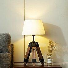 Springhua Creative LED Trépied Trépied Tissu