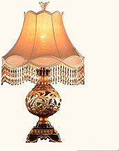 SPRINGHUA Personnalité simple Continental lampe