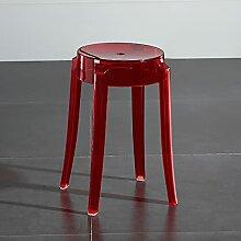 SS&LL Acrylique Cuisine Chaise à Manger,Moderne
