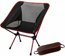 SSJIA Chaise de Camping Portable Pliable Lune