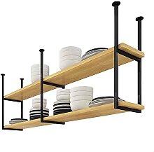 Stand de plante rack étagère de plafond rétro