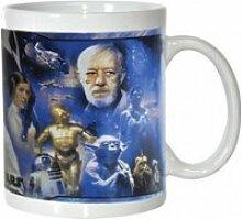 Star wars mug characters