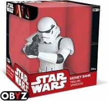 Star wars - tirelire storm trooper SMIBUS002