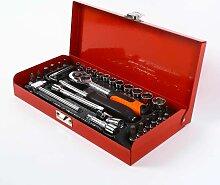 Stark - Boîte à outils avec clé à écrou 99