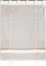 Startex Store Bateau Polyester Blanc/Caramel 60 x