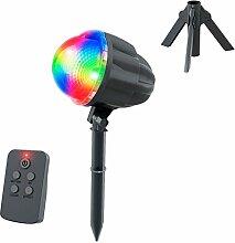 Startistic LED Vidéoprojecteur, Plastique, noir,