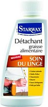 Starwax DETACHANT GRAISSE ALIMENTAIRE - Détachant