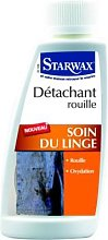 Starwax DETACHANT ROUILLE 100ML - Détachant