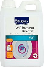 STARWAX Détartrant WC broyeur Starwax - Bidon 2