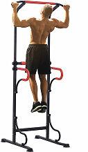 Station de musculation multifonctions barre de