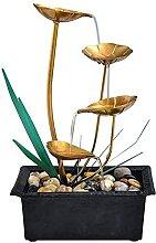 Statue De Décoration Créative d'eau De Vent,