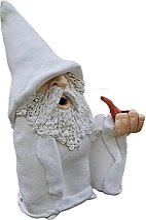Statue de jardin nain en résine