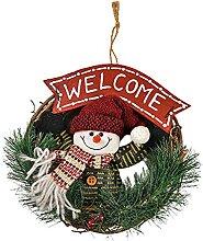 Steelwingsf Guirlande de Noël à suspendre en