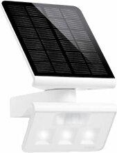 Steinel - Projecteur Xsolar L-S blanc solaire LED