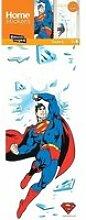 Sticker fenêtre superman