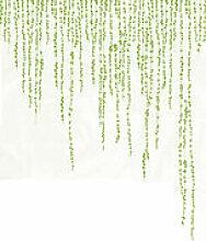 Sticker Jungle Peas - Domestic vert en matière