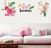 Sticker mural auto-adhésif chambre salon amovible