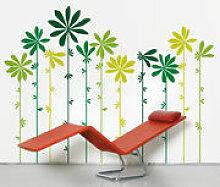Sticker Tournesol Green - Domestic vert en