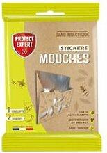 Stickers mouches fenetre mouchnat MOUCHNAT