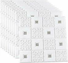 Stickers Muraux 3d Brique, DIY Papier Peint