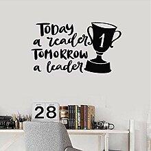 Stickers muraux de motivation décoration de