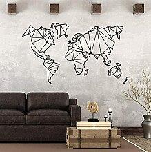 Stickers Muraux Décoration Intérieure Art Mur