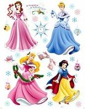 Stickers noël princesse disney