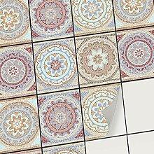 Stickers Salle de Bain - carrelage adhesif I