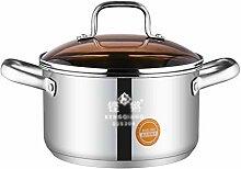 Stock Pot, Marmite, 304 Pot De Soupe En Acier