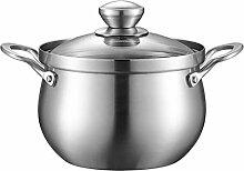 Stock Pot, Marmite,304 Pot De Soupe Épaissie En