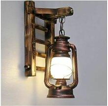 Stoex - Applique Murale Vintage Lampe Industrielle