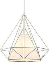STOEX Lustre Suspension industrielle 25cm , Lampe