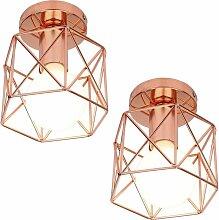 STOEX Plafonnier vintage industrielle design forme