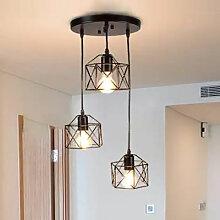 Stoex - Suspension industrielle Vintage Lampe