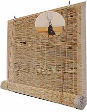 Store à Enrouleur-Stores en Bambou-Rideau de