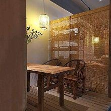 Store de fenêtre Enroulable en Bambou Naturel,