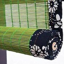 STORE DE FENETRE Parasol Rideau en bambou pour