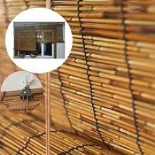 STORE DE FENETRE Stores en Bambou