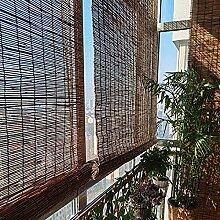 Store Enrouleur Bambou de Carbonisation,Stores à