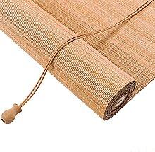 Store Enrouleur Bambou Naturel, Rideau Occultant
