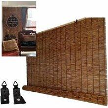 Store Enrouleur Bambou, Rideau De Roseau, Store