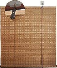 Store Enrouleur en Bambou Exterieur, Largeur 80cm