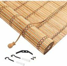 Store Enrouleur En Bambou pour Usage à